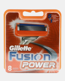 Gillette Fusion Power Cartridges 8's