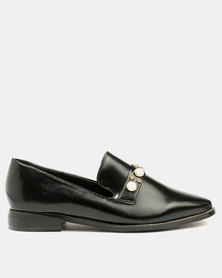 Dolce Vita Zurich Flat Shoes Black