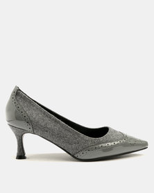 Dolce Vita Dusseldorf Court Shoes Grey