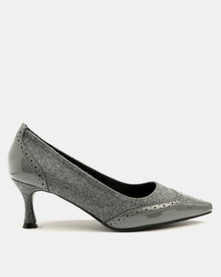 Dolce Vita Dolce Vita Dusseldorf Court Shoes Grey cheap sale for nice erXhj5m