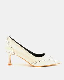 Dolce Vita Dusseldorf Court Shoes Beige