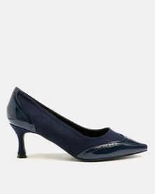 Dolce Vita Dusseldorf Court Shoes Navy