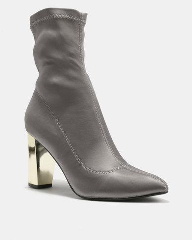 225c9e5f1a1 Dolce Vita Munich Heeled Boots Grey
