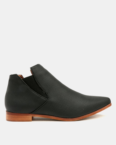 Dolce Vita Dolce Vita Stetson Ankle Boots Black free shipping fashionable cheapest price buy cheap good selling baBfg