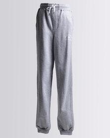 DC Boys Rebel Trackpants Grey
