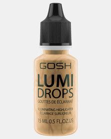 GOSH Lumi Drops Gold