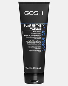 GOSH Professional Hair Care Pump Up The Volume Conditioner 230ml