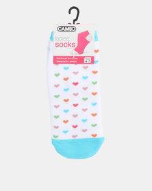 Cameo 3 Pack Non Slip Character Sock