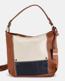Multi Handbag Tan