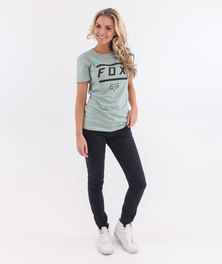 Fox Listless Crew T-Shirt Sage