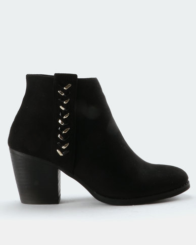 G Couture G Couture Pistol Boots Black store sale online choice sale online manchester great sale cheap price WYtzkx