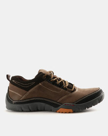 Grasshoppers Rogan Casual Sneakers Coffee