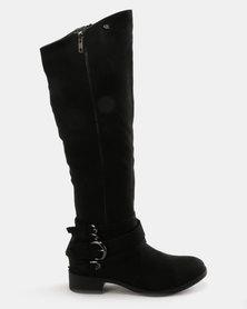 Miss Black Clara Boots Black