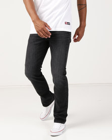 501® Original Fit Jeans Sandy Black