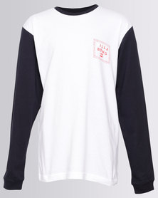 Dead Shredders Long Sleeve Tee Indigo