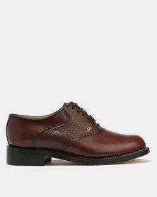 Crockett & Jones Formal Leather Welted Shoe Tan/Brown