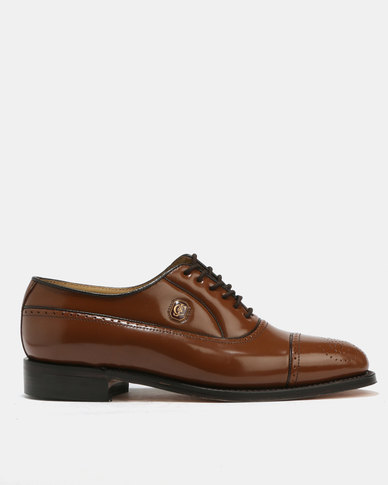 free shipping low price fee shipping discount big discount Crockett & Jones Crockett & Jones Formal Leather Welted Shoes Honey footlocker online discount get authentic i3xsZ7