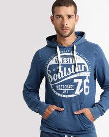 Soul Star MSW Gohive Sweatshirt Blue