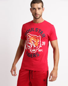 Soul Star MT Mermeum T-Shirt Red