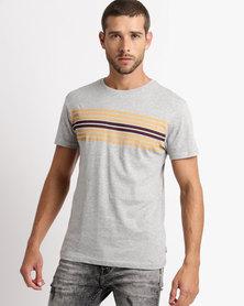 Soul Star MT Rickman T-Shirt Grey