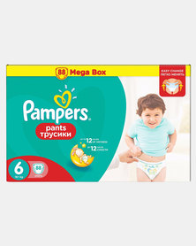 Pampers Active Baby Pants XL MB 88