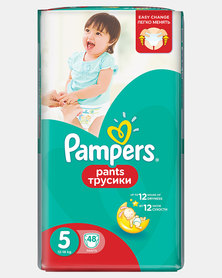 DISC Pampers Active Baby Panys Junior Size 5 Jumbo Pack 44