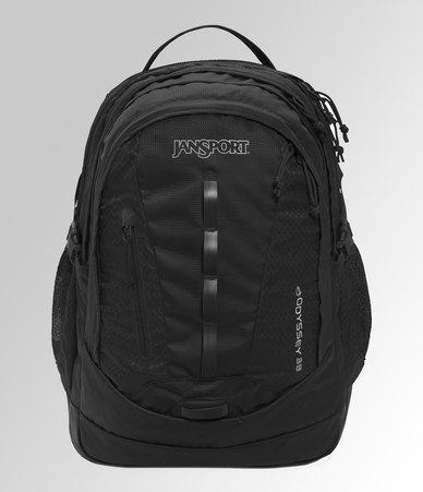 JanSport Odyssey Backpack Black