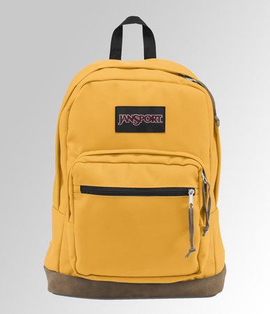 JanSport Right Pack Backpack English Mustard