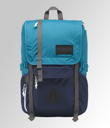 JanSport Hatchet Backpack Blue Danube / Navy