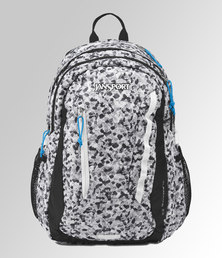 JanSport Agave Backpack White Storm Camo