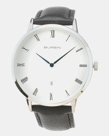 Buren Strap Watch Black