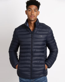 Jeep Puffer Jacket Navy