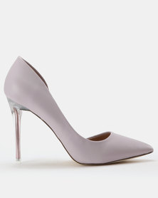Call It Spring Thaoven Heels Lilac