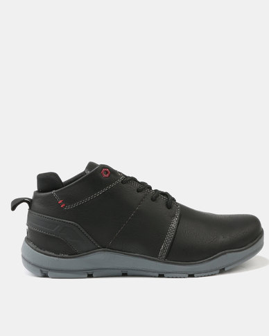 Luciano Rossi Luciano Rossi Casual Lace Up Boots Black clearance collections collections for sale cheap sale genuine pay with visa online GVnvy