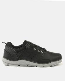 Luciano Rossi Casual Sneaker Black