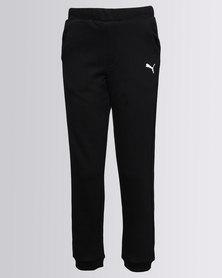 Puma ESS Sweat Pants Black