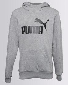 Puma ESS No.1 Hoodie Grey