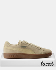 Puma Smash V2 Sneakers Pebble-Pebble