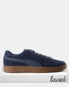Puma Smash V2 Sneakers Blue Indigo