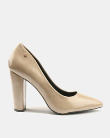 Dolce Vita Conil Heels Taupe