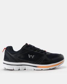 Willow Levanik Sneaker Navy Orange
