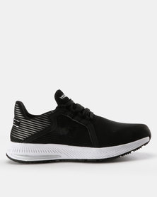Willow Goty Fly Sneaker Black