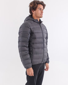 O'Neill Redwood Hooded Jacket Graphite