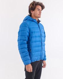 O'Neill Redwood Hooded Jacket Blue