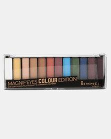 Rimmel Magnif'eyes Eyeshadow Palette Bold