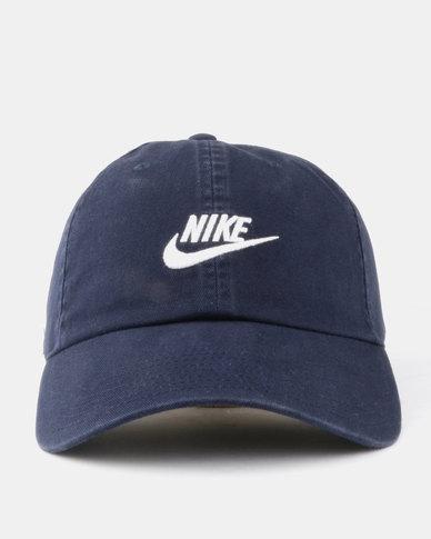 4fc0ae987 Nike U NSW H86 Futura Washed Cap Blue | Zando