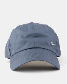 Nike U NK H86 Cap Metal Swoosh Blue