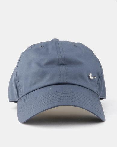 85de61f60fe61 Nike U NK H86 Cap Metal Swoosh Blue