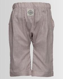 Myang Linen Pants Nude