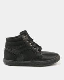 Soviet Leith Kids Sneakers Black